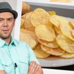 <b>Domácí chipsy Ládi Hrušky</b>