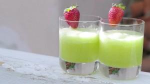 okurková limonáda