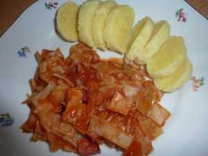 Babské jídlo