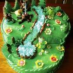 <b>Dětský pohádkový dort</b>