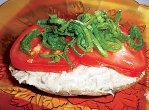 Francouzská rybí pomazánka