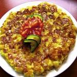 <b>Knedlíková omeleta</b>