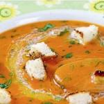 <b>Krémová rajčatová polévka</b>