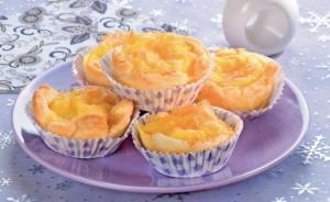 Kuřecí muffiny