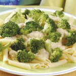 <b>Těstovinový mls s brokolicí</b>