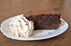 Vídeňský čokoládový dort