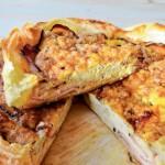 <b>Vaječný koláč se slaninou</b>