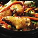 <b>Čínské kuře z jednoho pekáče</b>