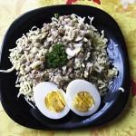 <b>Čočkový salát s vejci</b>