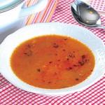 <b>Má oblíbená gulášová polévka</b>