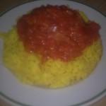 <b>Kari rýže s rajčaty</b>