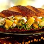 <b>Sendvič s kuřecím salátem</b>