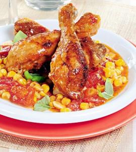 Brazilské kuře