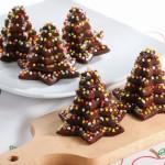 <b>Voňavé zdobené vánoční stromečky</b>