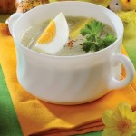 <b>Špenátová polévka</b>