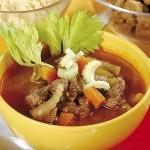 <b>Sardinská celerová polévka</b>