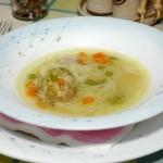 <b>Seychelská polévka</b>