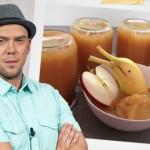 <b>Domácí přesnídávka z jablek a banánů</b>