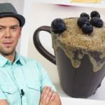 <b>Muffin z mikrovlnky od Ládi Hrušky</b>