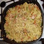 <b>Špagetová pánev</b>