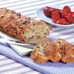 <b>Bramborový chléb s ořechy</b>