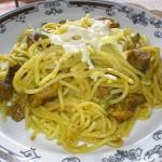 <b>Kari špagety</b>