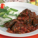 <b>Kuřecí játra v kečupové směsi</b>