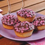 <b>Srdíčkové muffiny</b>