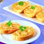 <b>Zapečené celerové chlebíčky</b>