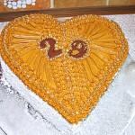 <b>Srdíčkoví dort z lásky</b>
