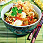 <b>Thajská polévka s nudlemi</b>