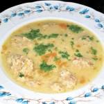 <b>Vylepšená rybí polévka</b>