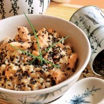 <b>Japonské rizoto se saké</b>