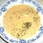 <b>Hermelínová polévka</b>