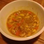 <b>Kuřecí indická polévka</b>
