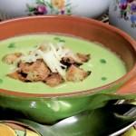 <b>Hráškovo-sýrová polévka</b>