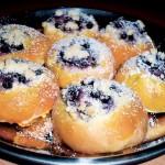 <b>Moravské borůvkové koláčky</b>