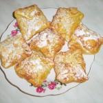 <b>Jablečné šátečky</b>