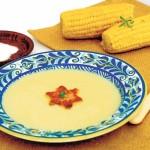 <b>Kukuřičná polévka</b>