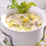 <b>Smetanová bramborová polévka</b>