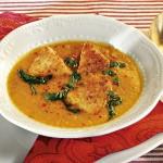<b>Mrkvovo-čočková polévka</b>