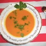 <b>Polévka z rajčat ''Pomodóre''</b>